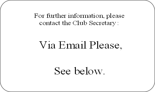 For further information, please 